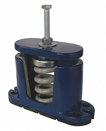 Floor Vibration Isolator, 300 to 400 lb. by GRAINGER APPROVED (Image #1)