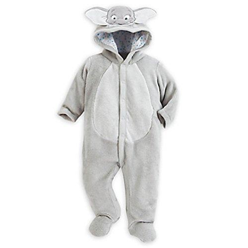 Amazon Com Disney Baby Dumbo Costume Romper 6 9 M Clothing