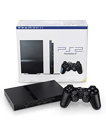 PlayStation 2 Slim Console PS2 (Certified Refurbished)