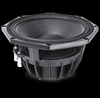 (8 Inch Octagonal Frame 150W Full Range Prousound Speaker)
