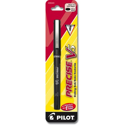 cb06ec1ae Amazon.com: Precise V5 Rollerball Pen [Set of 6]: Office Products