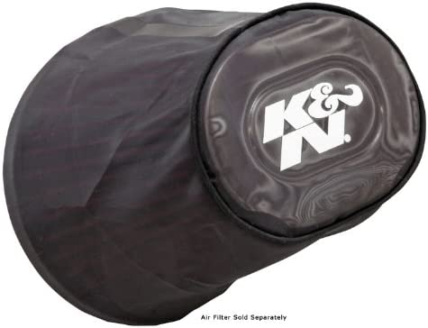 RC-70031DK K/&N Air Filter Wrap DRYCHARGER WRAP; RC-70031; BLACK Genuine KN Accessories