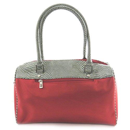 Bag Bag Ted Ted Lapidusrot Lapidusrot Bag Ted Lapidusrot grau grau qAPUw1qf