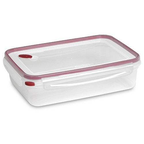 sterilite food containers 3 cup - 3
