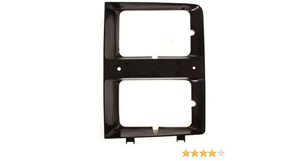 Headlight Door For 83-84 Chevrolet K20 Passenger Side