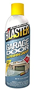 B'laster Garage Door Lube