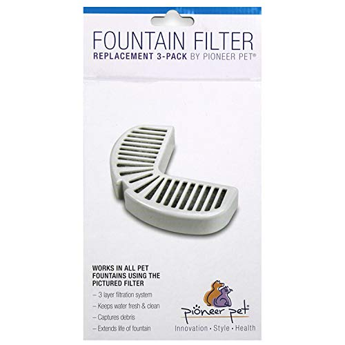 Pioneer Pet Replacement Filters for Ceramic