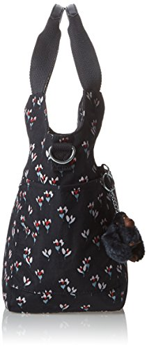Small Kipling Handbag Carola Womens Multicolour Flower Ppg1q