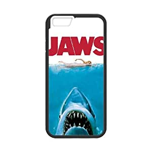 iPhone 6 Plus 5.5 Inch Cell Phone Case Black Jaws U0G7LB