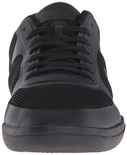 Lacoste Heren Court-minimale Sport 316 1 Spm Fashion Sneaker Zwart