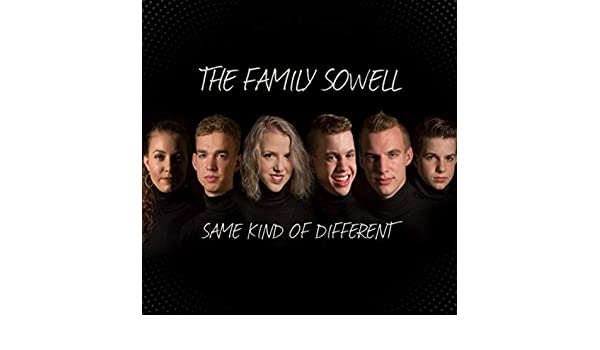 Same Kind of Different by The Family Sowell on Amazon Music ...