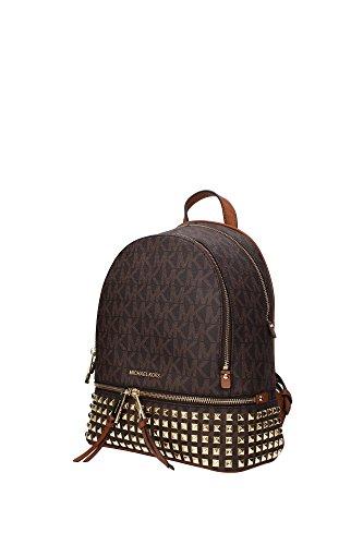 84099e66123902 MICHAEL Michael Kors Rhea Zip Medium Studded Backpack (One - Import It All