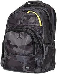 Lug Womens Echo Fashion Backpack, Camo Black, One Size