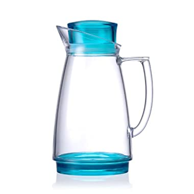 Prodyne Pitcher, 64-Ounce, Blue
