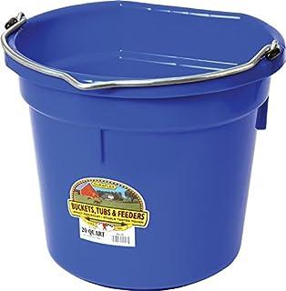 Duraflex Flat Back Bucket 20 Qt