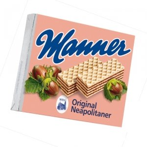 - Manner Wafers, 24 X 75 Grams, Total 1800 Grams