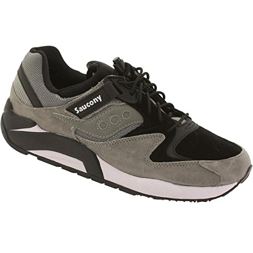 Saucony Grid 9000 (Bungee) Grey discount genuine clearance fashion Style extremely cheap price countdown package cheap really dBseHCK