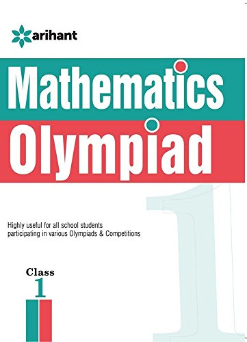Mathematics Olympiad Class 1 for 2018 - 19
