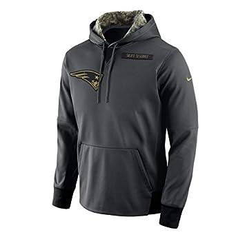 Nike New England Patriots 2016 NFL Salute To Service Hombres Sudadera con Capucha para Hombre XL (X-Large): Amazon.es: Deportes y aire libre