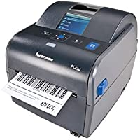 Intermec PC43DA01100201 Series PC43D 4 DT Desktop Printer with LCD Display and Real Time Clock, USB Host Port, Ethernet, 203 DPI, Includes Americas Power Cord