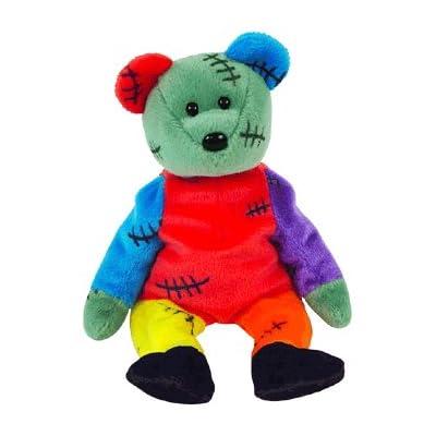 Ty Beanie Babies Frankenteddy - Bear: Toys & Games