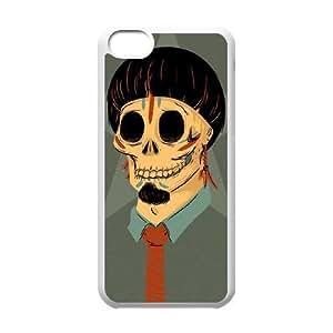 XiFu*MeiC-EUR Print Skull Pattern Hard Case for ipod touch 5XiFu*Mei
