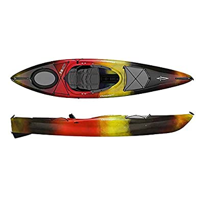9030515103 Dagger Axis Adventure Multi-Water Kayak, Molten, 10.5 by Confluence Kayaks