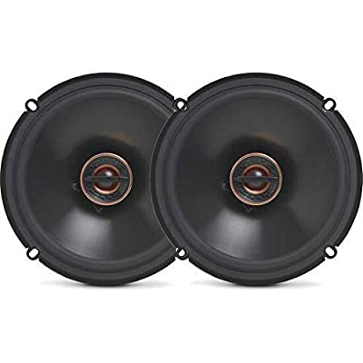 "Infinity REF6532EX 165W 6.5"" Reference Series 2-Way Coaxial Speakers 6-1/2"" (160mm) Shallow-Mount Coaxial Car Speaker: Home Audio & Theater"