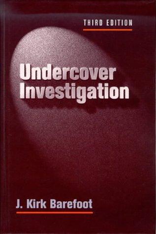 Undercover Investigations