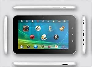 TURCOM 7 inch Android 4.0 MID 1.5Ghz 512M DDR3 Capacitive Touch Screen Gsensor Tablet(Built-in Wifi, 4GB Flash Storage, Extend to 32GB Micro SD Card)