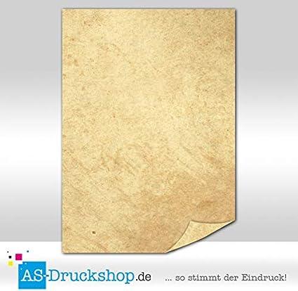/Struttura Liscia//25/fogli//DIN A5//carta Offset 150/G Papiro//pergamena/