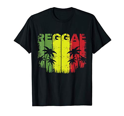 Reggae Music, Jamaica  T-Shirt