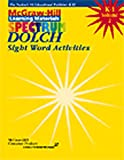 Spectrum Dolch Sight Word Activities, Carol Marinovich, 1577684397