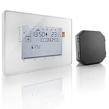 Risultati immagini per termostato radio somfy