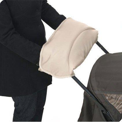 De movimientos de su bebé silla de paseo con protector de la ...