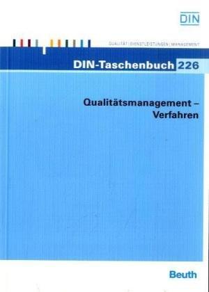 Qualitätsmanagement - Verfahren