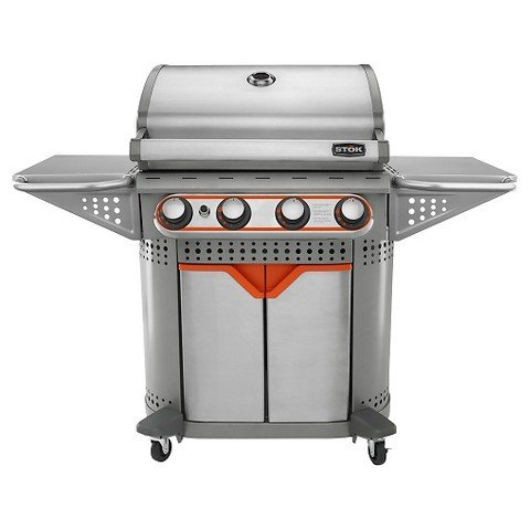 Stok Quattro 4-Burner Gas Grill