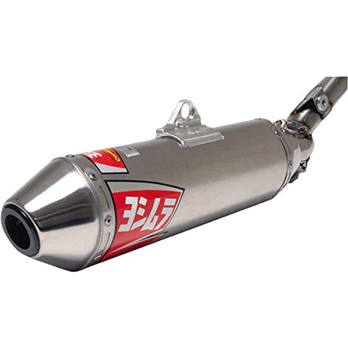 Yoshimura Exhaust RS2 Comp Full System Stainless/AL for Honda TRX450R 06-09