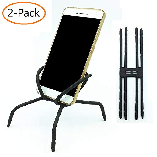 Spider Phone Holder,Universal Multi-Function Portable Spider Flexible Grip Hang Mount Stand Holder...