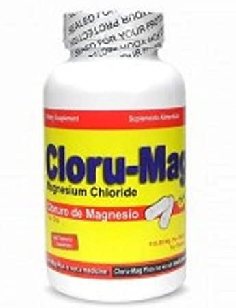 ... Magnesium Chloride Bundle of 2 Items: Cloru-Mag Plus & Concentrated Oil 12 Oz. Combo de 2 productos: Cloru-Mag Plus y Aceite de Cloruro de Magnesio.