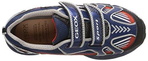 Geox Shuttle B A - Zapatillas Niños Azul (c0673)