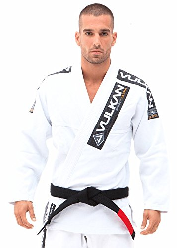 Ultra Light Vulkan Jiu-Jitsu Gi (A2, White)