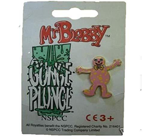 Toyland Mr.blobby Enamel Charity Pin Badge