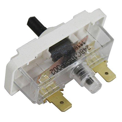 WE4M367 GE Dryer Push to Start Switch