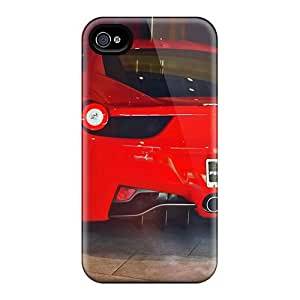 RQm454DrHM Tpu Phone Case With Fashionable Look For Iphone 4/4s - It's Yours Jeri