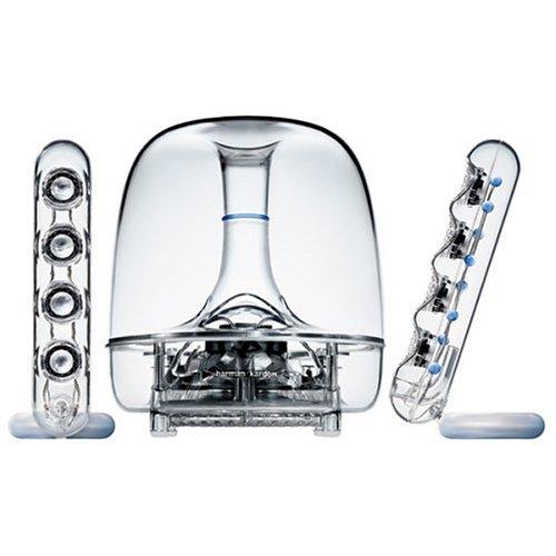 Harman Kardon SoundSticks II Plug and Play Multimedia Speaker System