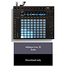 Push 2 de Ableton con Live Suite 10