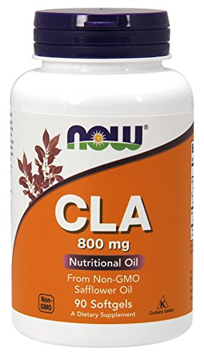 NOW Sports CLA 800mg Softgels