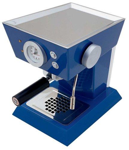 Francis Francis X5 Espresso Machine Dark Blue