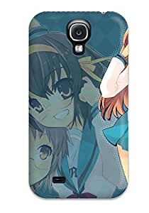 Faddish Phone The Melancholy Of Haruhi Suzumiya Case For Galaxy S4 / Perfect Case Cover